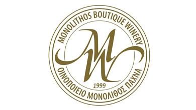 Monolithos Winery Logo