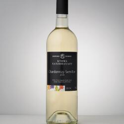 Kthma Xatzhpavlou Chardonnay Semillon