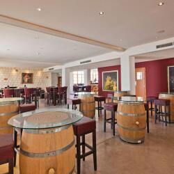 Vasilikon Winery Wine Tasting Area And Wine Museum
