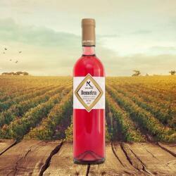 Kalamos Winery Demetra Medium Sweet Rose Wine