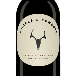 Angels And Cowboys Red Wine